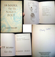1971 KAYAK PRESS SIGNED NANCY WILLARD REGINA SHEKERJIAN ILLUSTRATIONS