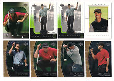 (8) TIGER WOODS INSERT CARD LOT