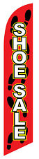 Shoe Sale Feather Banner Swooper Flag Kit Includes Pole Set Amp Spike
