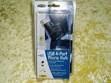 Belkin USB 4-Port Micro Hub - F5U018-MOB