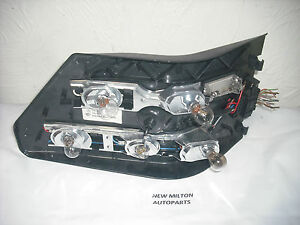 MERCEDES BENZ S CLASS W140 REAR LIGHT BULB HOLDER DRIVERS SIDE O/S RIGHT