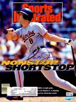 Cal Ripken autographed signed Baltimore Orioles 1991 Sports Illustrated IRONCLAD