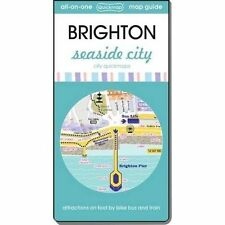Brighton Seaside City: Map Guide of What to See and How to Get There by...