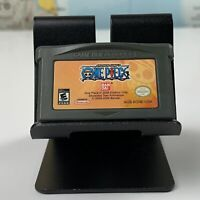 SHIPS SAME DAY Shonen Jump's One Piece Gameboy Advance GBA Rare Anime Game Works