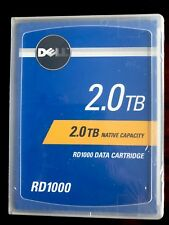 Dell 028JDP - 2TB RD1000 / RDX Hard Drive Cartridge - NEW / Sealed