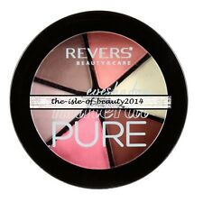 REVERS Cosmetics Eyeshadow Palette Mineral Pure Velvet (15M) NEU&OVP
