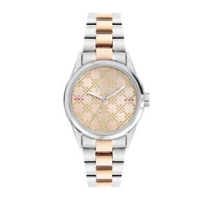 Orologio Donna FURLA EVA R4253101520 Bracciale Acciaio Rosè Bicolor NEW