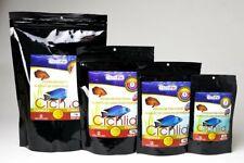 NorthFin Cichlid sinking pellets with Krill, Astaxanthin, Garlic,