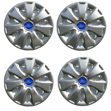"16"" WHEEL TRIMS TO FIT FORD FOCUS / MONDEO / KUGA / GALAXY SET OF 4 HUB CAPS"