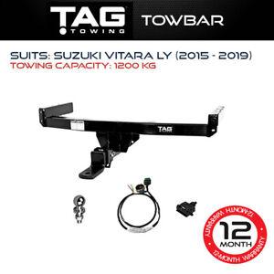TAG Towbar Fits Suzuki Vitara 2015 - 2019 Towing Capacity 1200Kg 4x4 Exterior