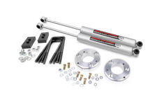 "Ford F150 2"" Leveling Lift Kit w/ N3 Shocks 2014-2019 2WD/4WD Rough Country"