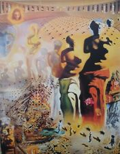 Salvador Dalí: Toreador Hallucinogène- Lithography Numbered And Signed, 500ex