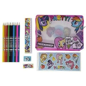My Little Pony Comic Filled Pencil Case