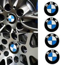 4 x BMW 68mm Nabendeckel Radnaben Nabenkappen Radkappe Felgendeckel Logo Embleme