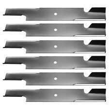 """Scag Mower Blade Set of 6 481712 61"""" Cut"""