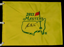 BEN CRENSHAW AUTOGRAPHED MASTERS GOLF FLAG (W/ PROOF!)