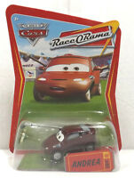 💥NEW The World of Cars Race O Rama  Disney Pixar  Andrea #89💥