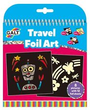 Galt Toys Travel Foil Art - FAST AND FREE DELIVERY