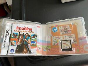 Imagine: Champion Rider (Nintendo DS, 2008)