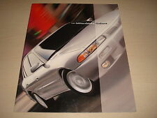 MITSUBISHI GALANT 1997 USA SALES BROCHURE PART No.MMSA-ADV-97503