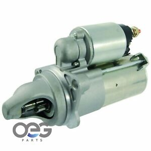 New Starter For Saturn Vue 4-cyl 2.2 2002 2003 2004 2005 2006 10465551 12564089