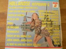 LP RECORD VINYL PIN-UP GIRL HOLLANDSE HITPOURRI NO 6  DURECO ELF 75.40-G