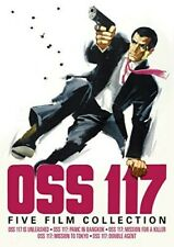 OSS 117 Five Film Collection 63-68 - DVD Region 1