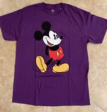 DISNEY PARKS MICKEY MOUSE ADULT RINGER T-SHIRT NEW WITH TAGS X-LARGE