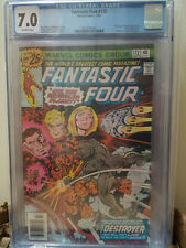 Fantastic Four #172 CGC 7.0 Thing Vs The Destroyer - 1976