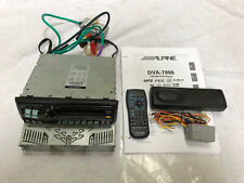 Alpine DVA-7996 AM/FM DVD Player