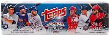 MLB 2018 Topps Baseball Cards Complete Set [Series 1 & 2]