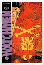 DC WATCHMEN No. 5 of 12  #5 - NM 1986 Vintage Comic