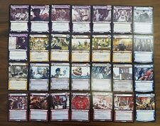 The Spoils Card Game 39 Card Lot