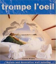Trompe l'Oeil: Murals and Decorative Wall Painting-ExLibrary