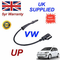 VW UP 2009+ Bluetooth Audio Music Adapter For Samsung Motorola Amazon etc