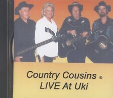 Country Cousins Live at UKI cd