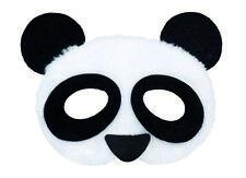 Masque panda peluche deguisement adulte enfant animal cosplay deluxe accessoire