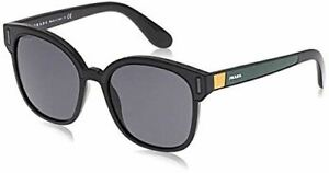 Prada 0PR 05US Black/Grey/Yellow/grey One Size