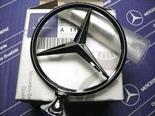 Original Mercedes Stern Emblem W114 W115 Reparatursatz mit Stern und Feder NOS!