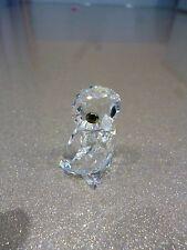 Swarovski crystal Owlet - mint retired original box