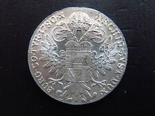 VIENA HAFFNER 1780 X UNCIRCULTED MINT  GRADE. SILVER MARIA THERESIA  1 D.C