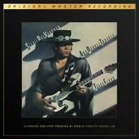 Stevie Ray Vaughan - Texas Flood One Step Vinyl Box Set MFSL Mobile Fidelity