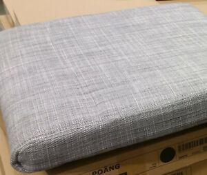 IKEA Poang CUSHION for Armchair and Footstool ISUNDA Gray Brown 0r Beige Xmas