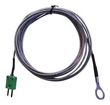 K Type Thermocouple CHT Temperature Sensor 12mm id Washer for Cylinder Head 3M