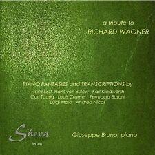 CD de musique piano Richard Wagner
