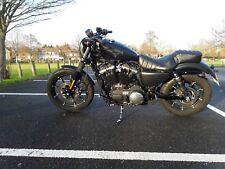 Harley Davidson Iron 883 Sportster 66reg 4500miles
