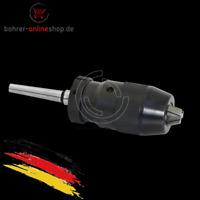 5-20mm Schnellspannbohrfutter Schnellspannfutter MK1 Dorn - M6 Anzugsgewinde