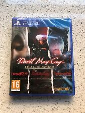 Devil May Cry HD Collection Playstation 4 PS4 Brand New