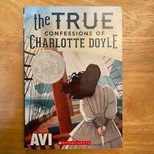 The True Confessions of Charlotte Doyle (Avi, 2012)
