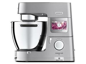 Kenwood KCL95.424SI Cooking Chef XL 6,7L Küchenmaschine - Silber